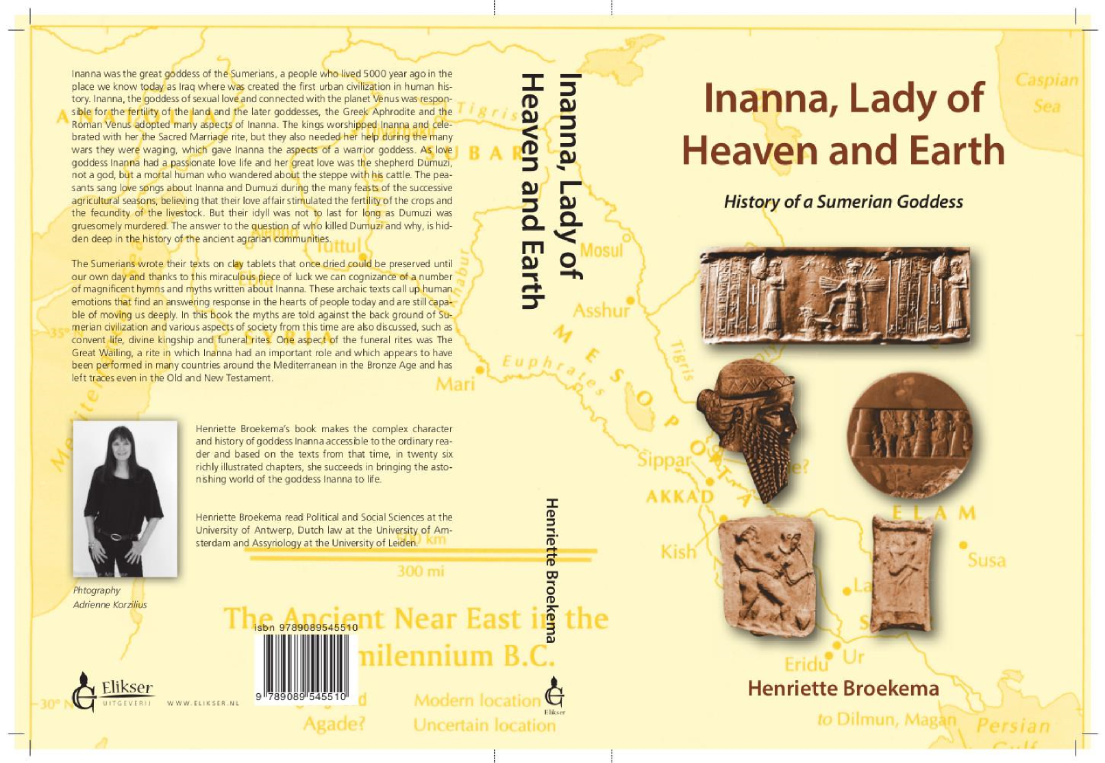 Inanna,Lady of Heaven and Earth